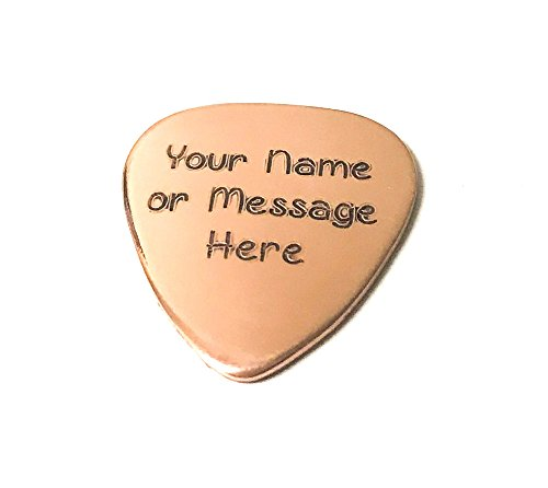 Guitar Pick - Custom Any Message - Personalized Cooper Guitar Pick - Custom any name ()