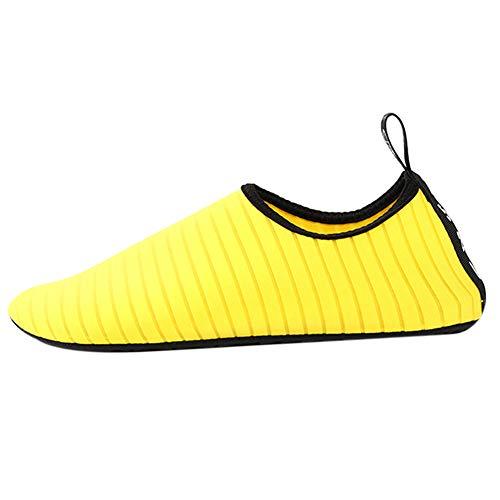 Chaussures Chaussures 44 Plage Ski de Plongée 45 Chaussures de Adulte de Tapis Roulant Yoga de Nautique de Chaussures F ta8Ixq