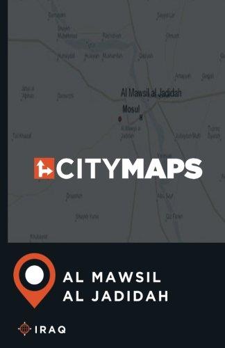 City Maps Al Mawsil al Jadidah Iraq