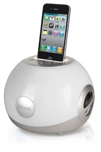 iHome iP15WXC Color Changing 30-Pin iPod/iPhone Speaker Dock