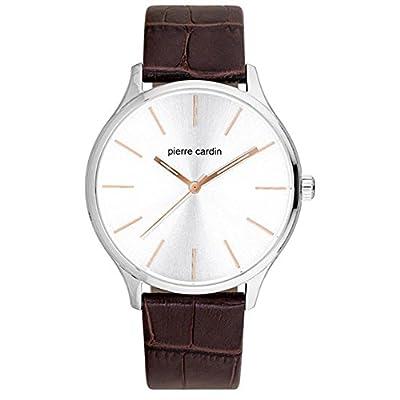 Pierre Cardin Danube Brown Men Brown Leather watch-PC902151F01 - 4006878 , B01NAUMUNF , 454_B01NAUMUNF , 41.95 , Pierre-Cardin-Danube-Brown-Men-Brown-Leather-watch-PC902151F01-454_B01NAUMUNF , usexpress.vn , Pierre Cardin Danube Brown Men Brown Leather watch-PC902151F01