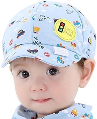 Sombrero de bebé, Sombrero de bebé Niña niño pequeño Gorra al aire ...
