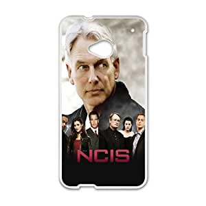 NCIS HTC One M7 Cell Phone Case White H2762512