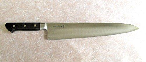 Hisashige/Hi Carbon Japan Steel, Japanese Professional Knife,Gyuto (240mm/9.4'') by Hisashige (Image #2)