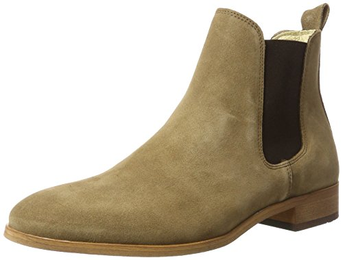 Bottes Bear Taupe Marron 160 Chelsea S Homme The Shoe xR8qvwI
