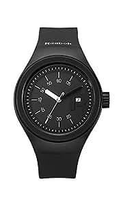 Reebok RC-IGH-G3-PBIB-BW Reloj Análogo para Hombre, Negro