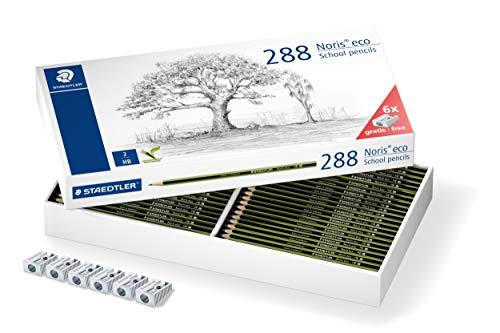 Staedtler Noris Eco 18030 C288 Pencils