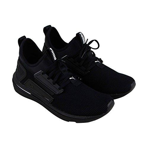 PUMA Men's Ignite Limitless SR Sneaker, Black, 10 M US