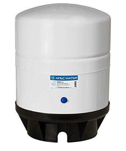 APEC TANK-14 14 Gallon Pre-Pressurized Reverse Osmosis Water Storage Tank by APEC Water Systems