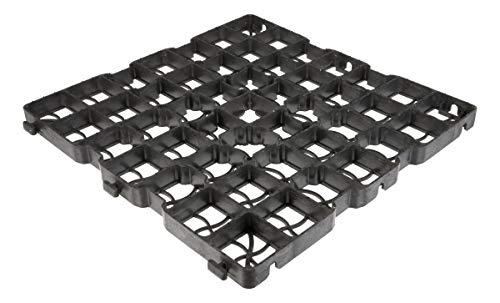 Land-Grid 30LG Paddockplatten Reitplatz Stall Koppel Weide 50 x50 x3 cm NEU Rasengitter 9,52/€//m/²