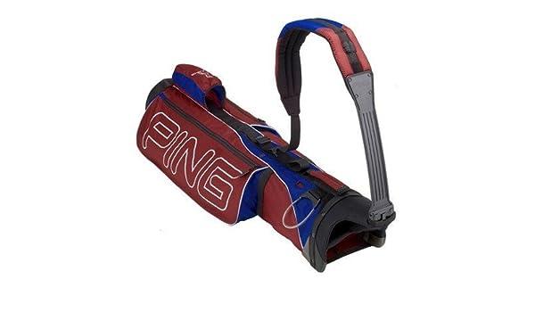 Ping Moon-Lite II - Bolsa de palos de golf, color azul y ...