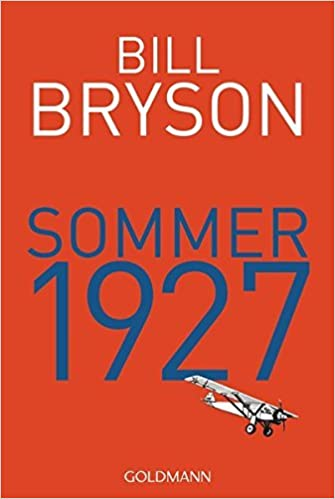 Sommer 1927 by Bill Bryson (2016-03-14)