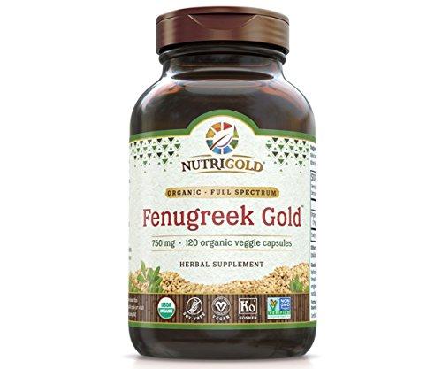 Organic Fenugreek Gold Preservative free Allergen free