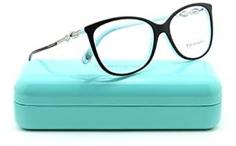 Amazon.com: Tiffany & Co. TF 2143B Women Oval Eyeglasses