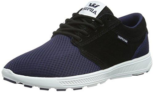 Baskets Hammer Bleu Black Mixte Basses Adulte White Nvb navy Supra Run qFfdHwHE