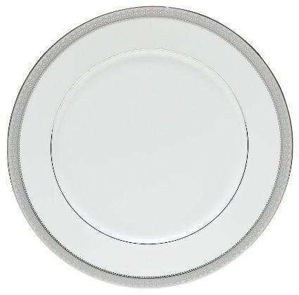 Mikasa Platinum Crown Dinner Plates (Set of - Platinum Dinner Plate Crown