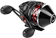 Fishing Reel, Easy to Use Button Casting Design, Metal Built-in Line Fish Wheel, Left/Right to Retrieve Revers