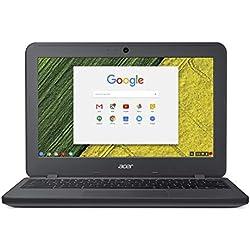 "Acer Chromebook 11 N7, Celeron N3060, 11.6"" HD, 4GB LPDDR3, 32GB eMMC, Google Chrome, C731-C118"