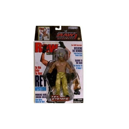 RANDY ORTON - WWE Wrestling Pay Per View PPV 4 Survivor Series 2003 figures with Trash Can by Jakks by WWE