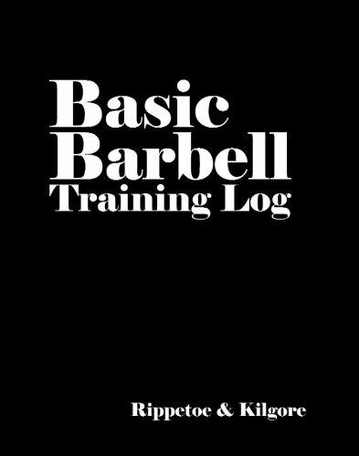 Download Basic Barbell Training Log pdf epub