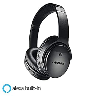 Bose QuietComfort 35 II Wireless Bluetooth Headphones, Noise-Cancelling, with Alexa voice control, enabled with Bose AR - Black (B0756CYWWD) | Amazon price tracker / tracking, Amazon price history charts, Amazon price watches, Amazon price drop alerts