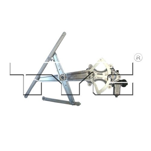Go-Parts » 2003-2009 Toyota 4Runner Power Window Motor And Regulator Assembly - Front Left (Driver) Side 69802-58010 TO1350186
