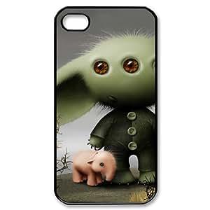 The Third Eye iPhone 4/4s Case Black Kimberly Kurzendoerfer