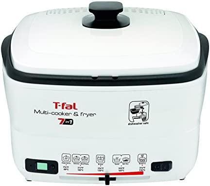 Amazon.com: T-fal FR490051 7-in-1 Multi-Cooker and Deep ...