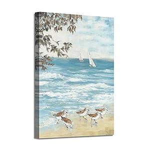 418EOUz1s8L._SS300_ Beach Paintings & Coastal Paintings