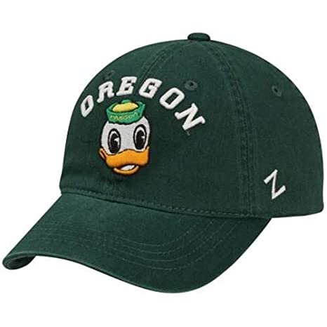 Image Unavailable. Image not available for. Color  Oregon Ducks Zephyr  Centerpiece Adjustable Hat db26c0523bfa