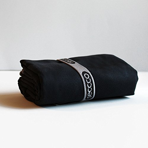Large Grey Microfiber Towels for Outdoor Lifestyle & Sports