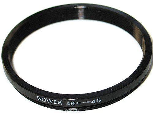 Bower 49-46mm Step-Down Adapter Ring