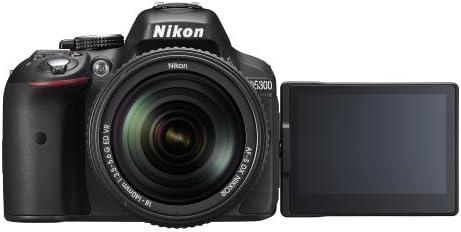 Nikon D5300 Kit con objetivo AF-S DX 18-140mm VR: Amazon.es ...