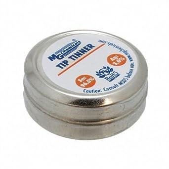 MG Chemicals 4910 SAC305 Limpiar Puntas Sin Plomo 28g 96,5% Estaño 3,0% Plata: Amazon.es: Industria, empresas y ciencia