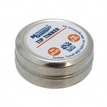MG Chemicals 4910 SAC305 Limpiar Puntas Sin Plomo 28g 96,5% Estaño 3,0% Plata