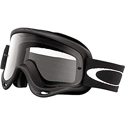 6a6a20926f Image Unavailable. Image not available for. Color  Oakley MX O Frame Matte  Adult Dirt Off-Road Motorcycle Goggles ...