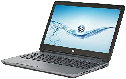 HP 650 G1 15.6inch Laptop, Intel Core i5-4200M 2.5GHz, 8GB Ram, 500GB HDD, DVD, Windows 10 Pro 64bit (Renewed)