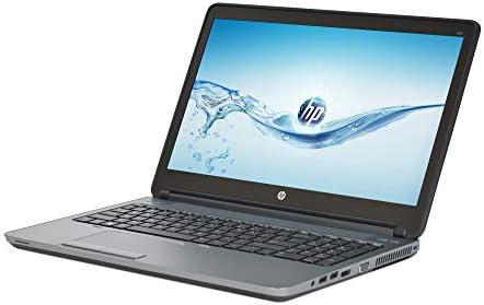 HP 650 G1 15.6inch Laptop, Intel Core i5-4200M 2.5GHz, 8GB Ram, 500GB HDD, DVD, Windows 10 Pro 64bit (Renewed)