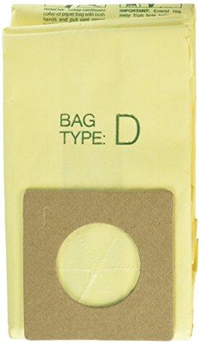 Dirt Devil Body - Royal Dirt Devil Paper Bag, Royal Type D Soft Body Micro Fresh (Pack of 3)