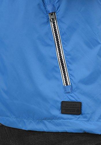 Capucha Cortaviento Blue 74632 Entretiempo con Impermeable De para Chaqueta Blend Nautical Nevi Hombre 7nUxIwzgq
