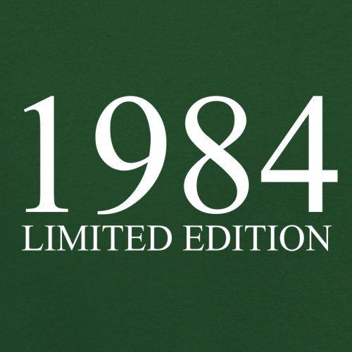 1984 Limierte Auflage / Limited Edition - 33. Geburtstag - Herren T-Shirt - Flaschengrün - M