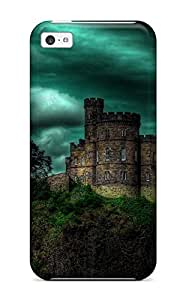 TYH - Hot Durable Protector Case Cover With English Castle Hot Design For Iphone 5/5s 5644847K91470341 phone case