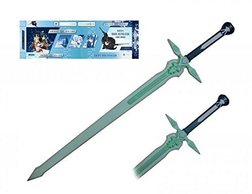 Sword Art Online SAO Official Licensed Full Size Foam Sword (Kirito's Dark Repulsor)]()