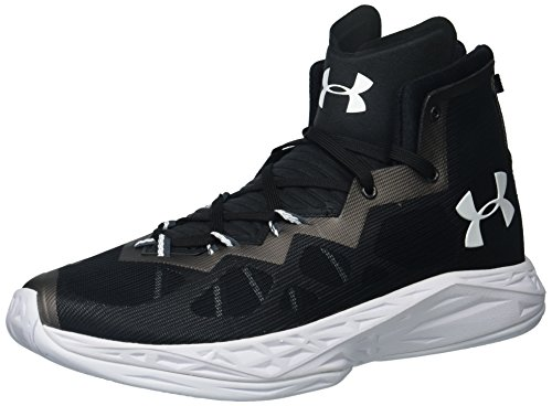 - Under Armour Men's Lightning 4 Basketball Shoe, 001/Black, 13