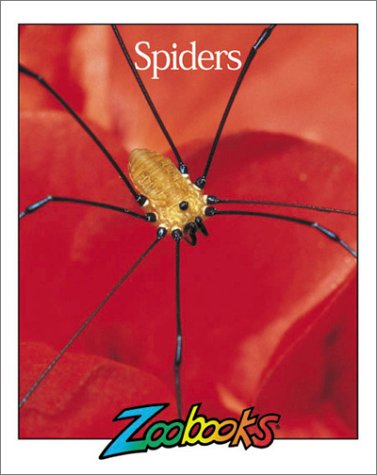 Download Spiders (Zoobooks Series) PDF