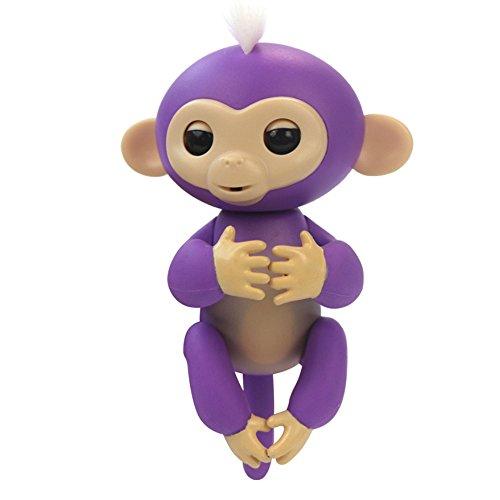 Interactive Monkey Finger Monkey Puppet Talking Monkey