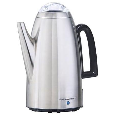 Amazon.com: Hamilton 40614 Beach Brands - Percolador de café ...