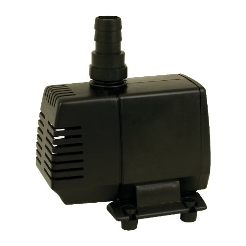 Power Filter Pump - TetraPond Water Garden Pump, Powers Waterfalls/Filters/Fountain Heads