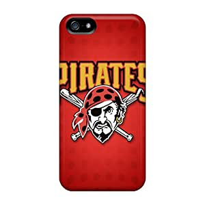 New Pittsburgh Pirates Tpu Skin Case Compatible With Iphone 5/5s