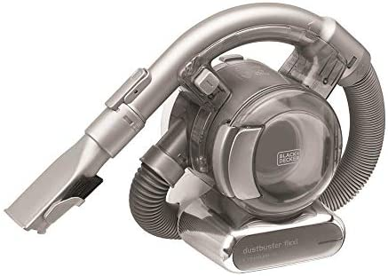 BLACK+DECKER PD1820LF-QW - Aspirador de mano sin cable 18V (1.5Ah), 560ml, acción ciclónica, con extensión para suelo: Amazon.es: Hogar